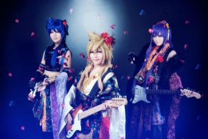 Setsugetsuka Group 01 by direngrey304