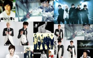 NU'EST collage by DANYMARY