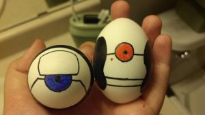 Easter Surprise: ATLAS and P-body by KuroHeta