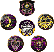 Plutonian Moon Emblems by 1Wyrmshadow1