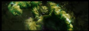 HULK Signature by Martinstojcev