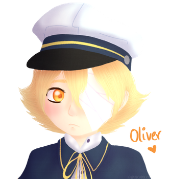 Oliver - Vocaloid by GypsyCuddles