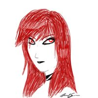 Red Head Reaper by cat-gray-and-me78
