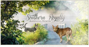 Southern Royalty by reinafawn