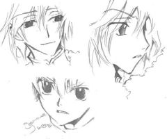 Two Fai's and a Syaoran by MoPotter