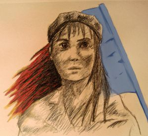 Eponine Les Mis Logo revised by Sarenea