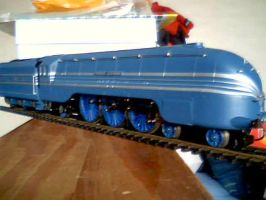 LMS Princess Coronation by Appletart-Longshot