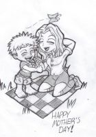Mother's Day :BLEACH: by chibi-wynter