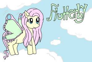 Flutterby by Drizzle-The-Glaceon