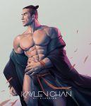 Kaylen Chan by silverjow