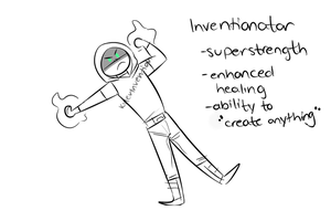 The Inventionator Powers by KylerInvention