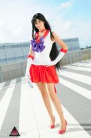 Sailor Mars by DollMartyCosplay