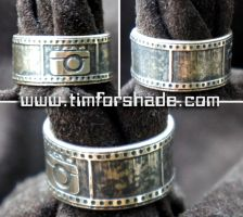 Rings of photographer brass by TimforShade