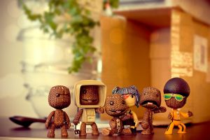 Welcome Sackboys 6 by floriske