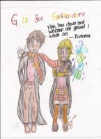 G Is For Griffendor by SushiAutumn