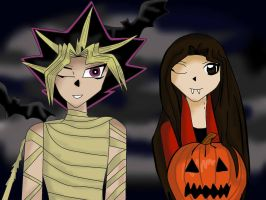Ygo:Happy Halloween! by pispispis