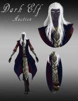 Dark Elf: AUCTION {CLOSED} by Tricksters-Adopts