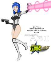 Capt. Starchaser - magnet beam by Dangerman-1973
