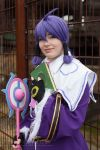 Elsword - Aisha [Magician] by WhiteUnicorn96