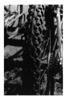 The Bike Tire by PhotoPurist
