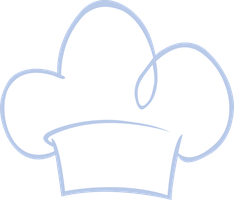 Chef Hat - Vector by GuruGrendo