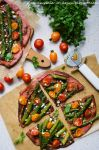 Think pink, think spring pizza by SunnySpring