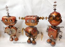 Robots! by marilm