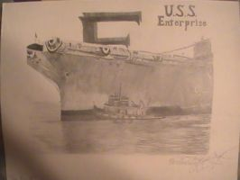 Pride of the U.S. Navy by Primogenitor34