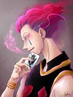 Hisoka by FlawlessAya
