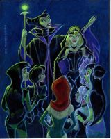 The Maleficent Seventh by LEXLOTHOR