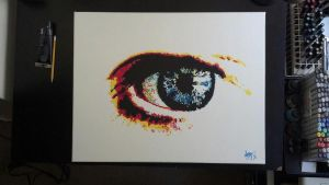 Eye.001.paint.71x55cm by Symyn240