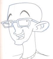 Dean Pelton by Phil-SH