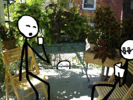 Stickman Out of Place 2 by Ferdinando