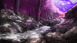 Blossom-Forest by Alexlinde