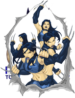 X-23s I WANT YOU 2011 by LucasAckerman
