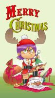 ChristmasCardIPhone by scoppetta