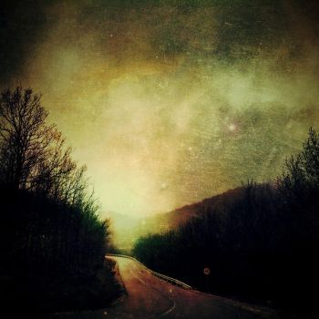 The End Of The Road... by Dreamart