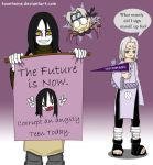 Orochimaru's Campaign by ToonTwins