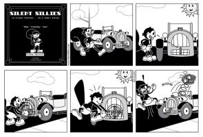 Silent Sillies 008 - The Cranky Car by JK-Antwon