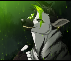 Acid Rain by Ronkeyroo