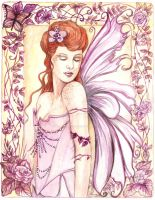 fairy collection 2 by morgansartworld