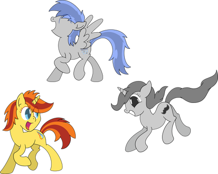 Birthday Vectors by Kired25