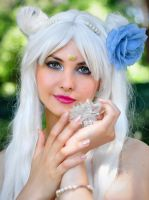 Neo Queen Serenity Cosplay by Sandman-AC