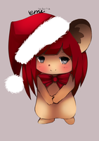 My mouse c: by EATMYEGGROLLS