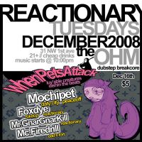 reactionary tuesday mochipet by reactionarypdx