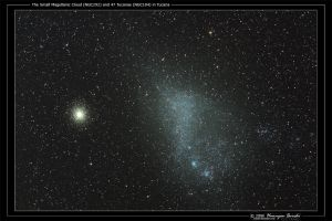 The Small Magellanic Cloud by octane2