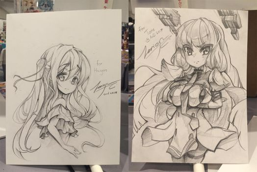 AoD 2017 Drawings by Zerion