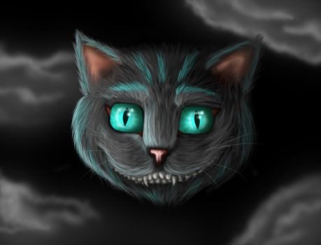 The Cheshire Smile. by Sifratus