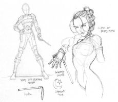Mord Sith by amano001