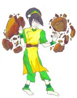 Toph by BenjiPrice